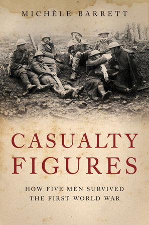 Casualty Figures by Michele Barrett
