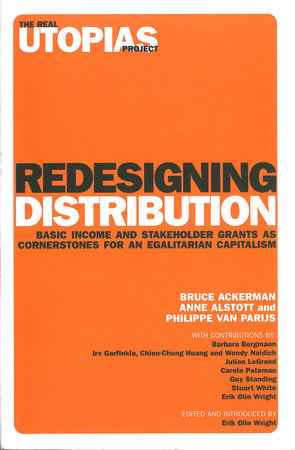 Redesigning Distribution by Bruce Ackerman