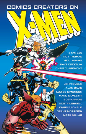 Comics Creators on X-Men by Tom DeFalco