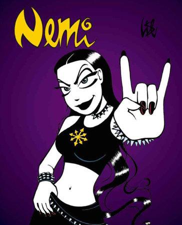 Nemi (Volume 1) by Lise Myhre