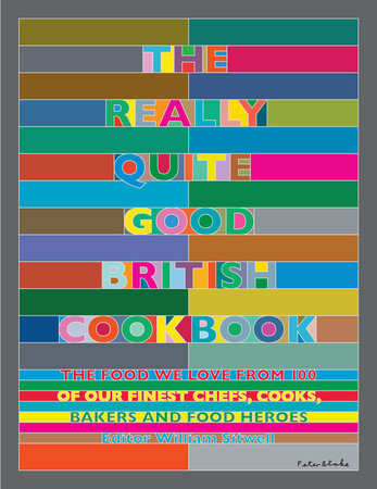 The Really Quite Good British Cookbook by