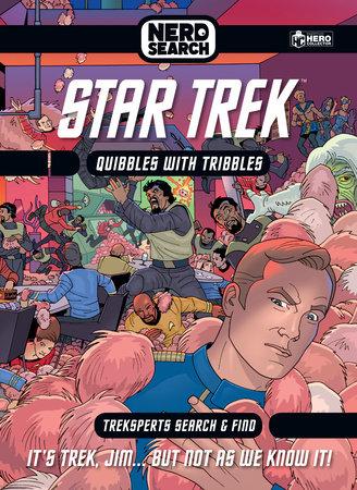 Star Trek Nerd Search by Glenn Dakin