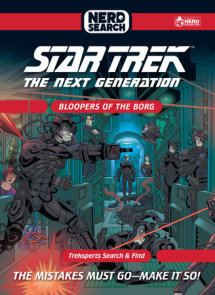 Star Trek: The Next Generation Nerd Search