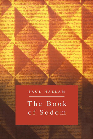 The Book of Sodom by Paul Hallam