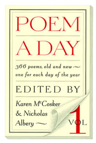 Poem a Day: Vol. 1