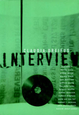 Interview by Claudia Dreifus
