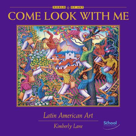 Latin American Art by Kimberly Lane