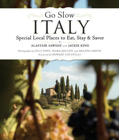 Go Slow Italy by Alastair Sawday