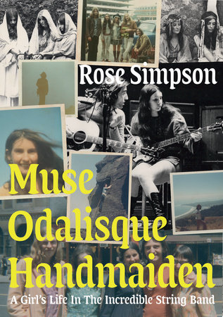 Muse, Odalisque, Handmaiden by Rose Simpson