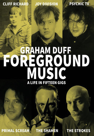 Foreground Music by Graham Duff