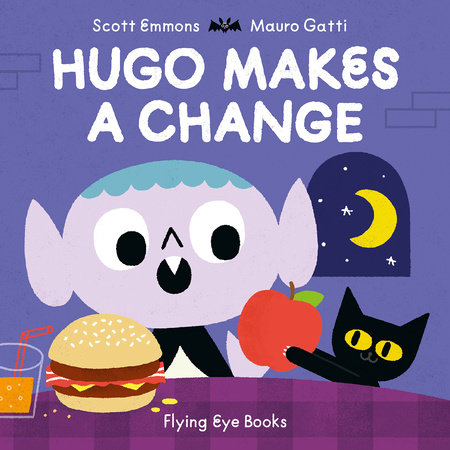 Hugo Makes A Change by Scott Emmons