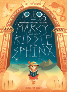Marcy and the Riddle of the Sphinx (Paperback)