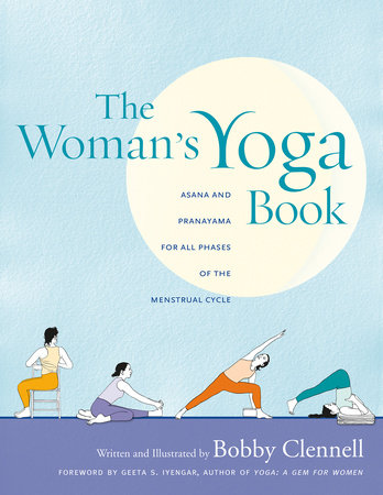 The Woman's Yoga Book by Bobby Clennell