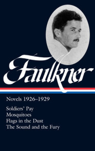 William Faulkner: Novels 1926-1929 (LOA #164)