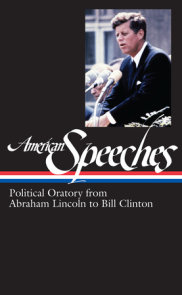 American Speeches Vol. 2 (LOA #167)