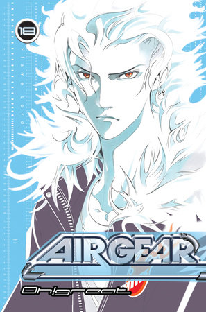 Air Gear 18 by Oh!Great