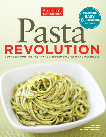 Pasta Revolution by