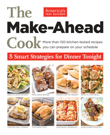 The Make-Ahead Cook by