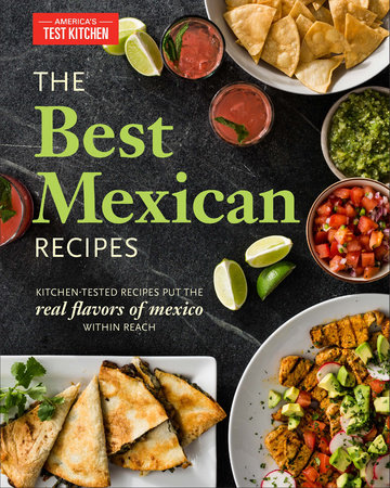The Best Mexican Recipes by