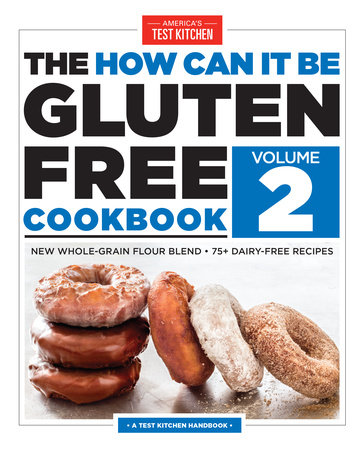 The How Can It Be Gluten Free Cookbook Volume 2 by