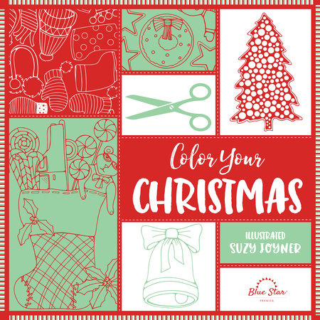 Color Your Christmas by