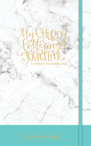 My Church Lettering Journal