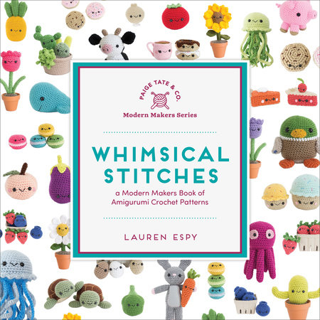 Whimsical Stitches by Lauren Espy