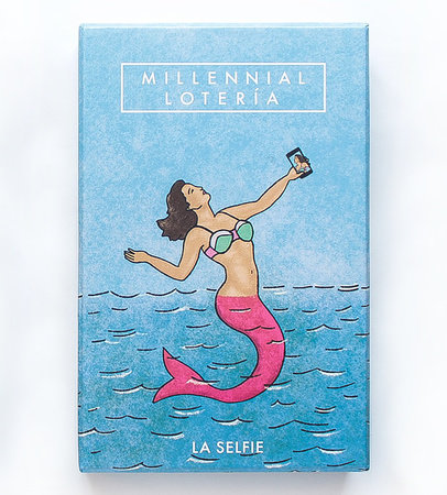 Millennial Loteria by