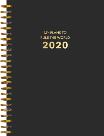 Rule the World 2020 Planner by
