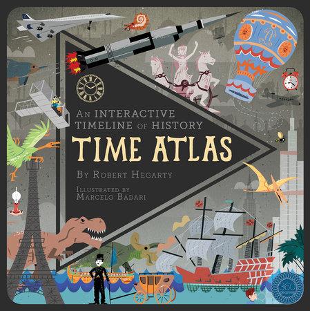 Time Atlas by Robert Hegarty