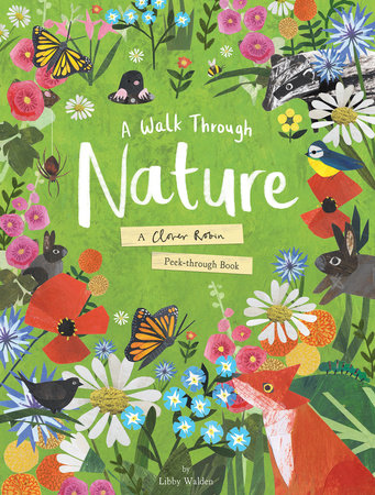 Walk Through Nature, A by Libby Walden