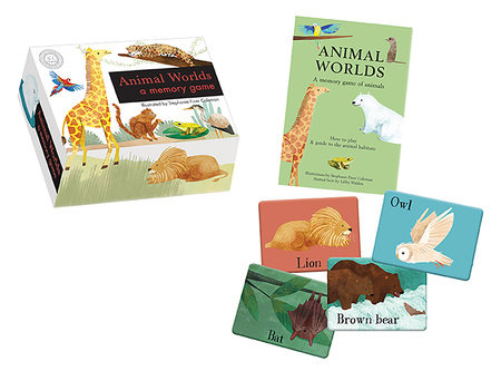 Animal Worlds by Libby Walden