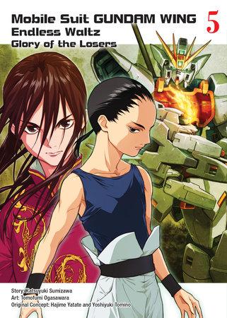 Mobile Suit Gundam WING, 5 by Katsuyuki Sumizawa