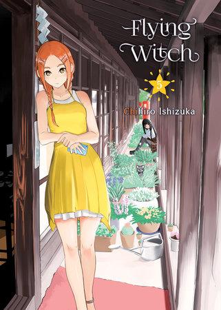 Flying Witch, 5 by Chihiro Ishizuka