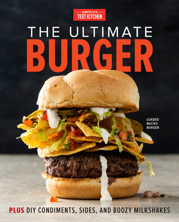 The Ultimate Burger by