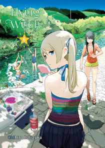 Flying Witch, 6