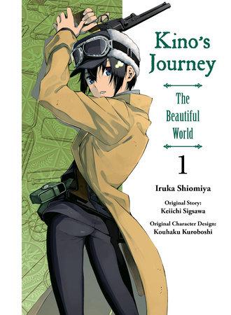 Kino's Journey- the Beautiful World, vol 1 by Keiichi Sigsawa    PenguinRandomHouse com: Books
