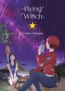 FLYING WITCH, volume 7