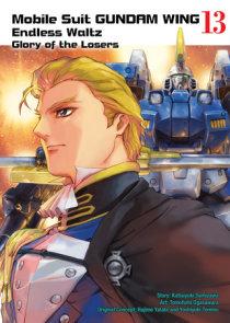 Mobile Suit Gundam WING, volume 13