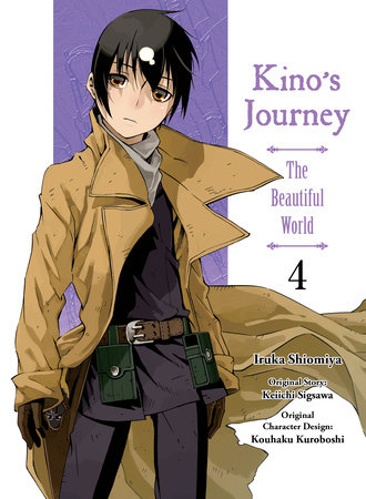 Kino's Journey- the Beautiful World, 4
