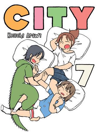 CITY, volume 7 by Keiichi Arawi