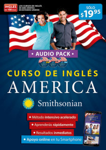 Curso de inglés AMÉRICA de Smithsonian..Audiopack. Inglés en 100 días / America English Course, Smithsonian Institution