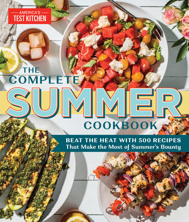 The Complete Summer Cookbook by