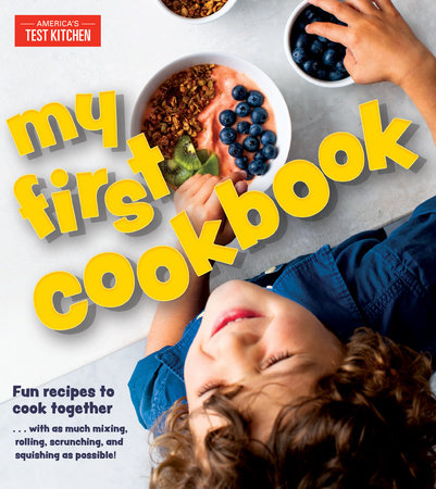 My First Cookbook by