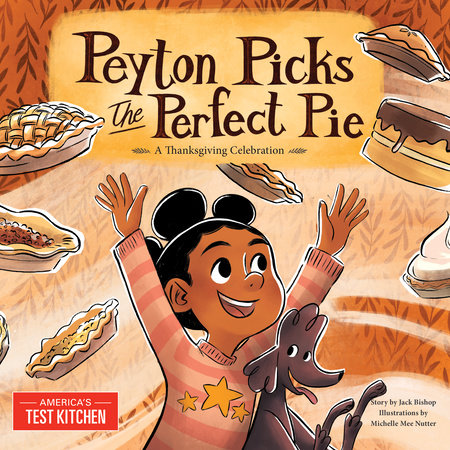 Peyton Picks the Perfect Pie by