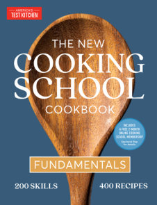 The New Cooking School Cookbook