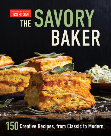 The Savory Baker by America's Test Kitchen