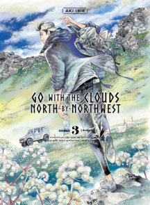 Go with the clouds, North-by-Northwest, volume 3