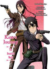 Kino's Journey- the Beautiful World, volume 5