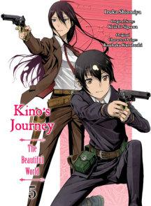 Kino's Journey- the Beautiful World, volume 5